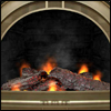 Icona di 3D Cozy Fireplace Screen Saver