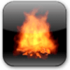 Icona di 3D Fireplace Screensaver