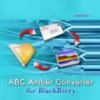 Icon of ABC Amber BlackBerry Converter