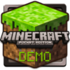 Icona di Minecraft - Pocket Edition Demo