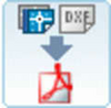 Icona di Any DWG to PDF Converter
