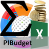 Icon of PIBudget App for Excel