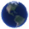 Icon of Desktop Earth