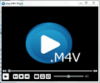 Icona di Free M4V Player