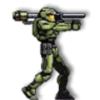 Icon of Halo: Hell on Earth Trilogy