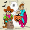Icon of Haunted Halloween Stationery