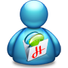 Icona di History Manager for Windows Live Messenger
