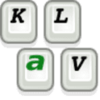 Icona di Klavaro Touch Typing Tutor