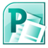 Icona di Microsoft Publisher