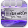 Icona di Microsoft Visual Web Developer 2005 Express Edition
