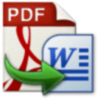 Icona di PDF to DOC