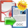 Icona di PDF to Word Free
