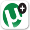 uTorrent Plus logo