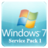 Icon of Windows 7 Service Pack 1