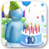 Icon of Windows Live Messenger 10th Anniversary Pack