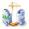 Icona di XLS (Excel) to DBF Converter
