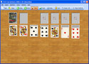 Screenshot 1 of 123 Free Solitaire 1.0.1