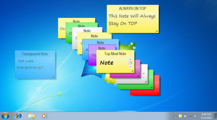 how to download sticky notes for windows 7