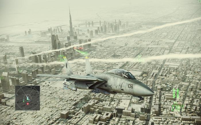 Ace Combat Assault Horizon - Download Gratis
