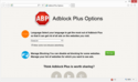 Screenshot 2 of Adblock Plus for Internet Explorer 1.5