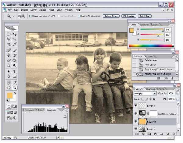 photoshop versione vecchia
