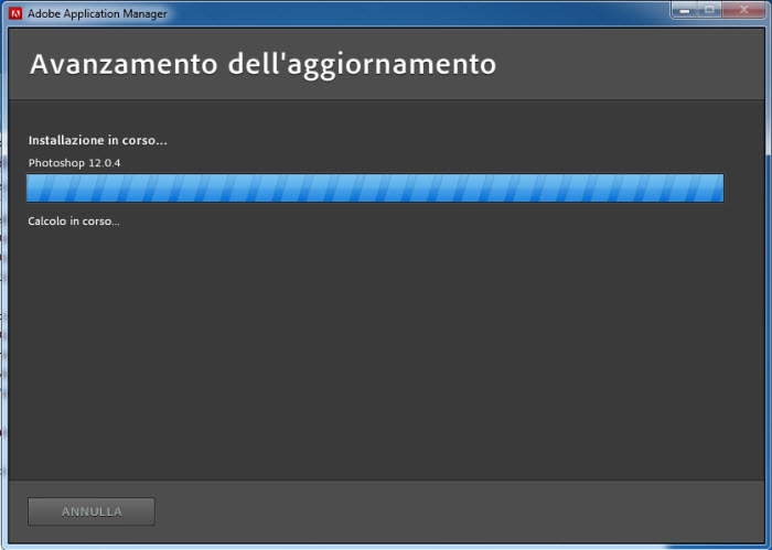 versione prova photoshop cs5