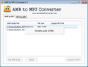 Screenshot 1 of AMR to MP3 Converter 1.4
