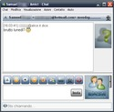 Screenshot 4 of aMSN Messenger 0.98.9