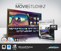 Screenshot 1 of Ashampoo Movie Studio Pro 2.0.9