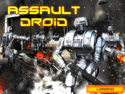 Screenshot 1 of Assault Droid 1.34