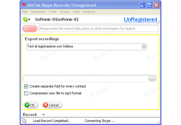 AthTek Free Voice Recorder PC Edition  AthTek Software