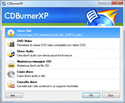 Screenshot 2 of CDBurnerXP 4.5.6.6059