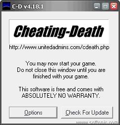cheating-death client 4.33.4