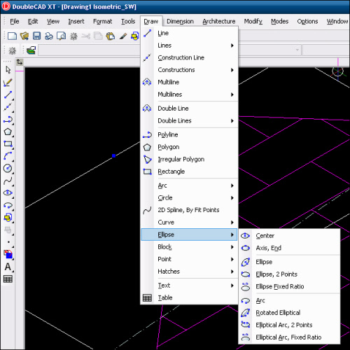 Doublecad download gratis for Software progettazione interni gratis