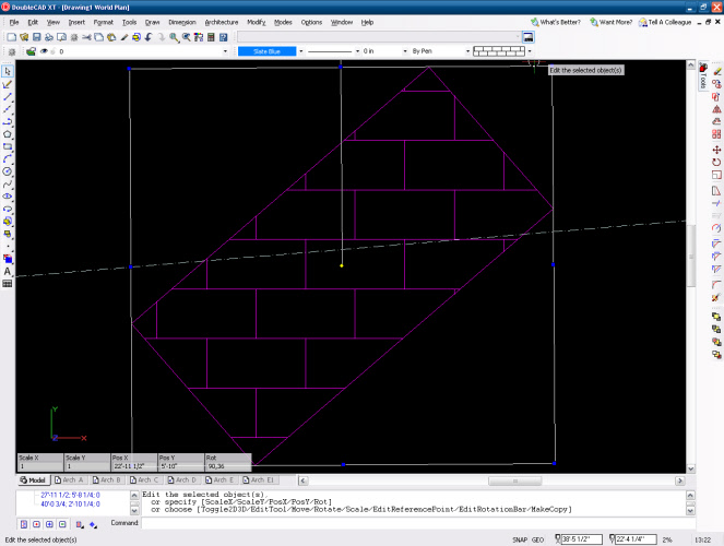 Doublecad download gratis for Planimetrie popolari