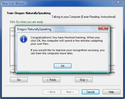 Screenshot 12 of Dragon NaturallySpeaking Home 13