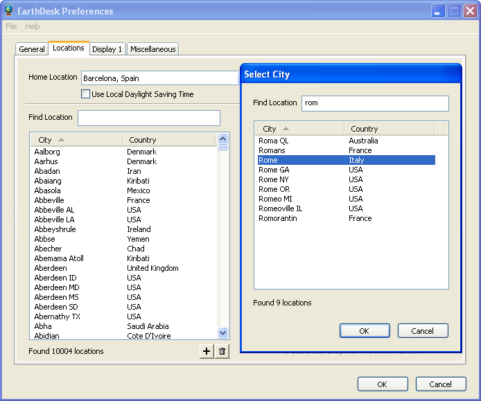 Earthdesk download gratis - Download er finestra ...