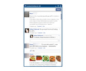 Screenshot di Facebook Desktop for AIR