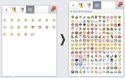 Screenshot 1 of Facebook Secret Emoticons 3.4.0