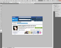 Screenshot 1 of Facebook Timeline Template for Photoshop
