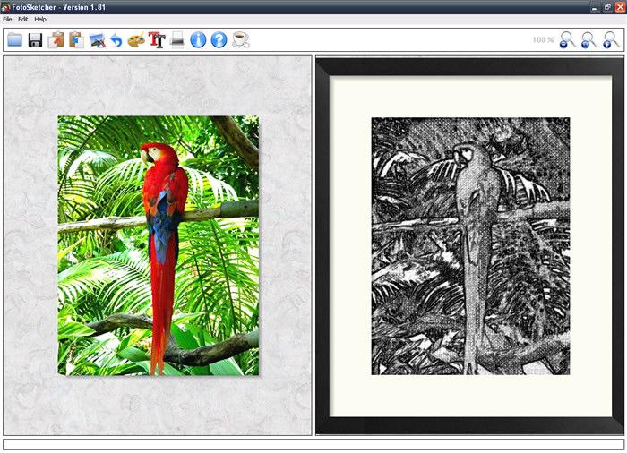 Fotosketcher Download Gratis