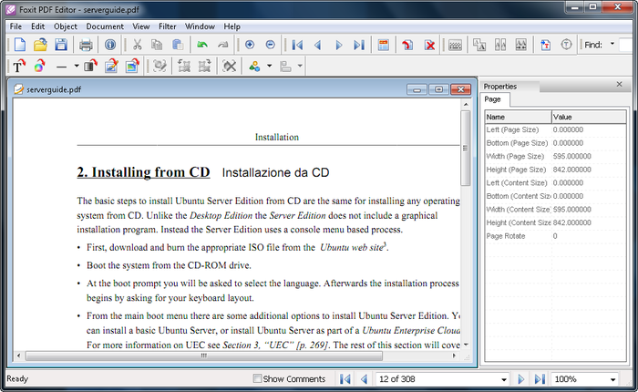 foxit pdf editor free download for windows xp