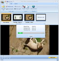 Screenshot 3 of Extensoft Free Video Converter