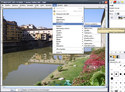 Screenshot 1 of GIMP 2.8.18