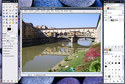 Screenshot 2 of GIMP 2.8.18
