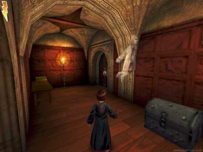 gioco pc harry potter e la camera dei segreti