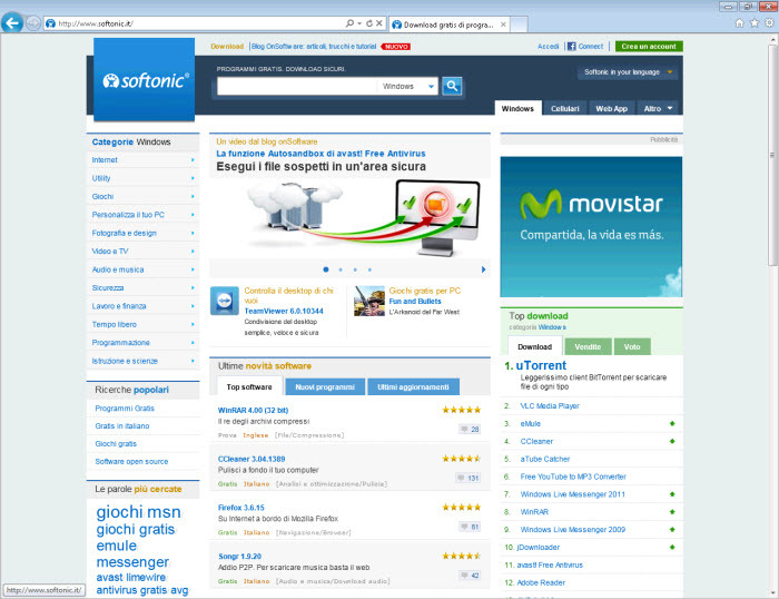 Internet Explorer - Download Gratis