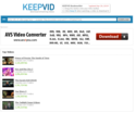 Screenshot 1 of KeepVid