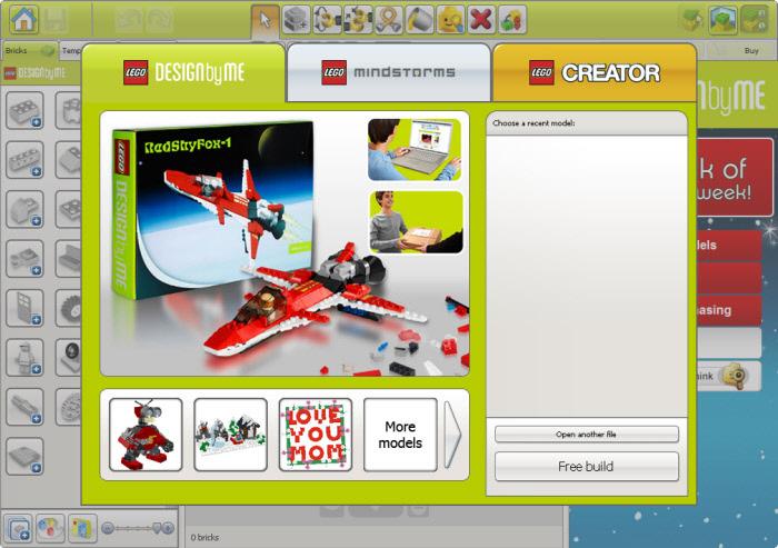 LEGO Digital Designer - Download Gratis