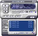 Screenshot 1 of Lettore MP3 4.6